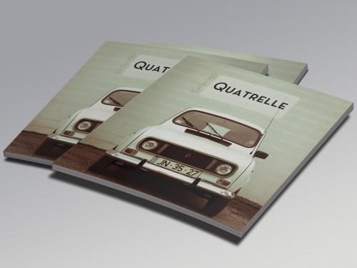 portfolio 4/27  - Editorial / Catálogo 4L