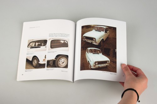 portfolio 1/27  - Editorial / Catálogo 4L