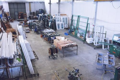 portfolio 1/3  - A nossa fabrica!