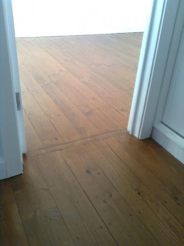 portfolio 7/11  - Colocação de chão em madeira de carvalho maciço Sintra Lisboa