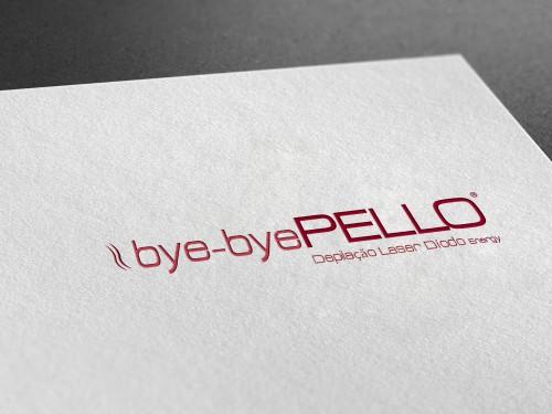 portfolio 16/26  - Logótipo byebye Pello