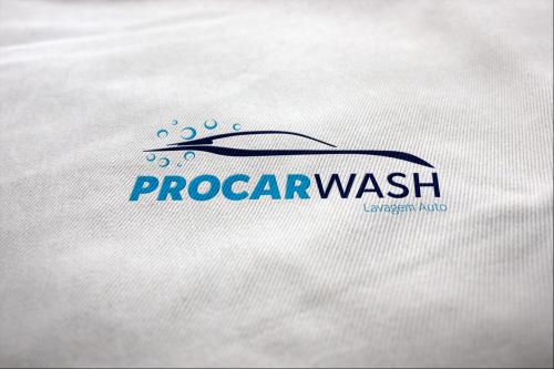 portfolio 13/26  - Logótipo Procarwash