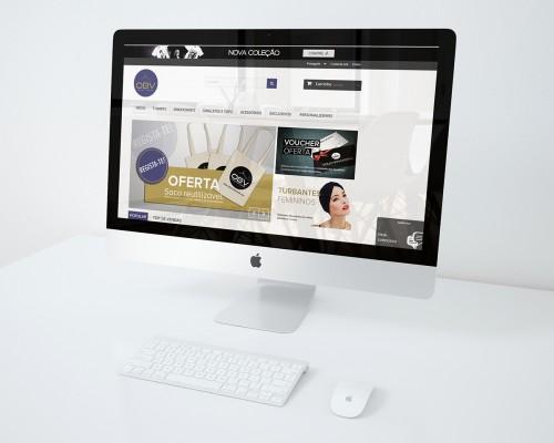 portfolio 9/26  - Loja Online OBV