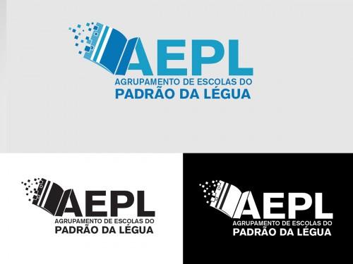 portfolio 25/26  - Proposta de Logótipo AEPL