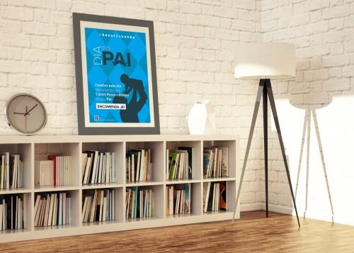 portfolio 19/26  - Cartaz dia do Pai OBV