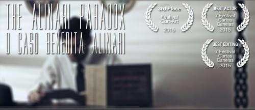 portfolio 5/16  - The Alinari Paradox - Awarded Short Film