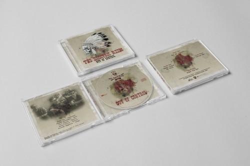portfolio 9/16  - The Electric Reeds - EP Cover Design